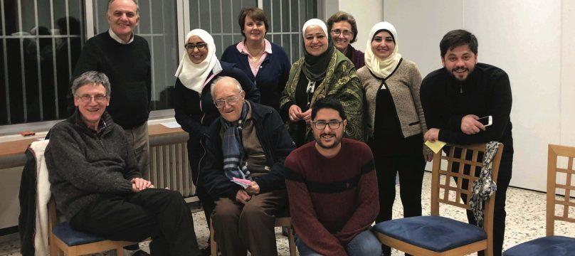 Rassemblement Fragilité sans frontière au Liban