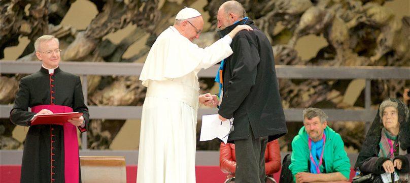 Christian témoigne de la rencontre avec le Pape François