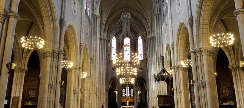 Eglise Saint Jean-Baptiste de Belleville
