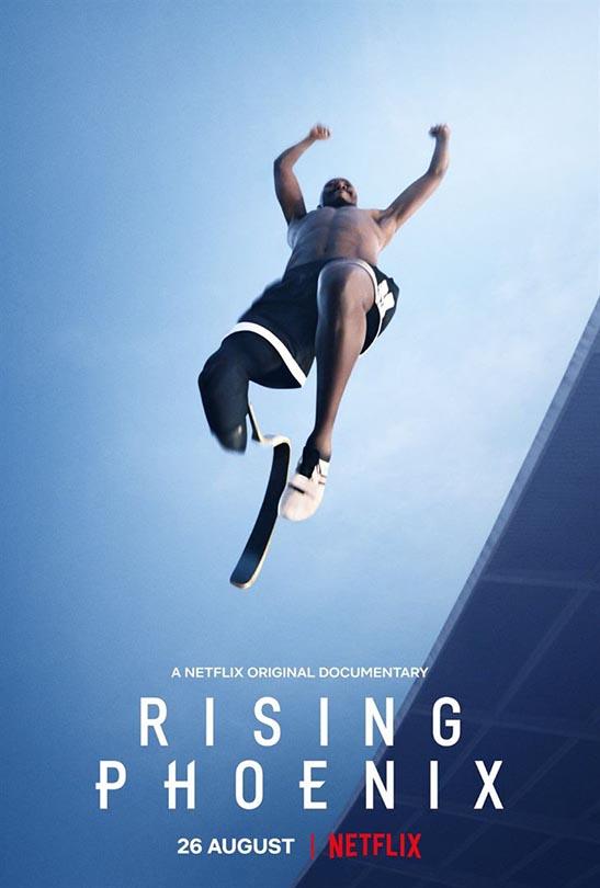 affiche de Rising Phoenix
