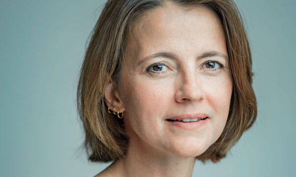 Portrait d'Anne-Dauphine Julliand