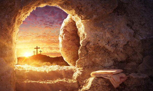 le tombeau du Christ.
