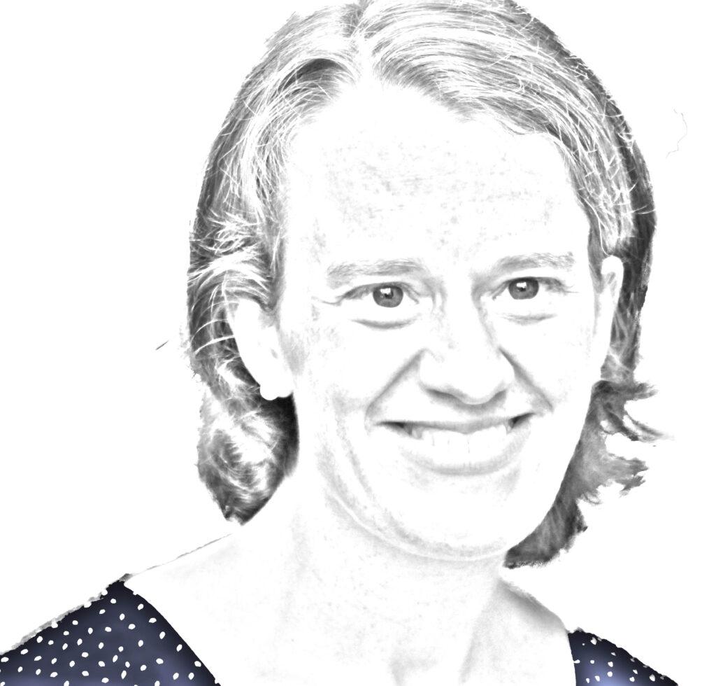 portrait de Cécile Gandon