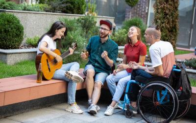 Partir en vacances avec une personne handicapée