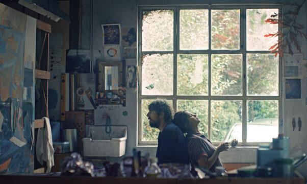 LeLeila Bekti et Damien Bonnard